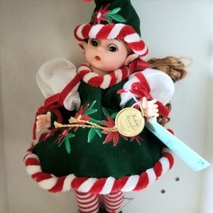 Madame Alexander Doll Santa's Little Helper
